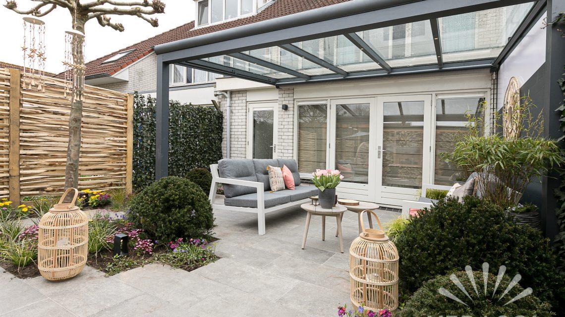 Eine geeignete Gartenüberdachung einrichten