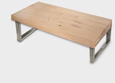 Eichen Tischplatten mit abgerundeten Kanten